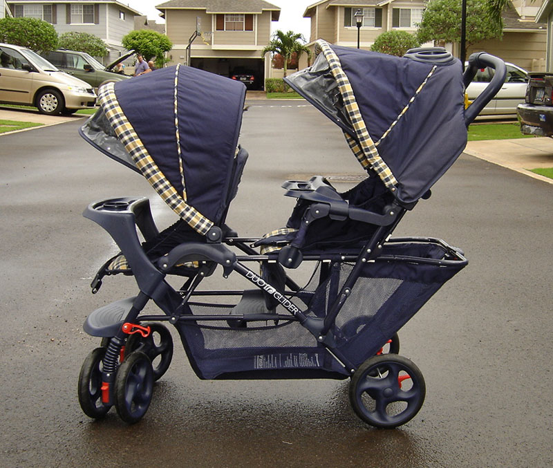Graco Duo-Glider Double Stroller
